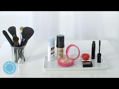 5 Makeup Products to Wear Every Day – Beauty in 5 – Martha Stewart