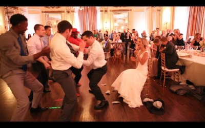 THE BEST SURPRISE GROOM'S DANCE YOU WILL EVER SEE!